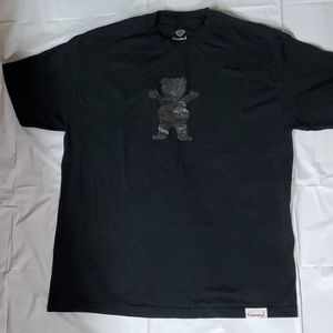 Diamond Supply Co X grizzly shirt